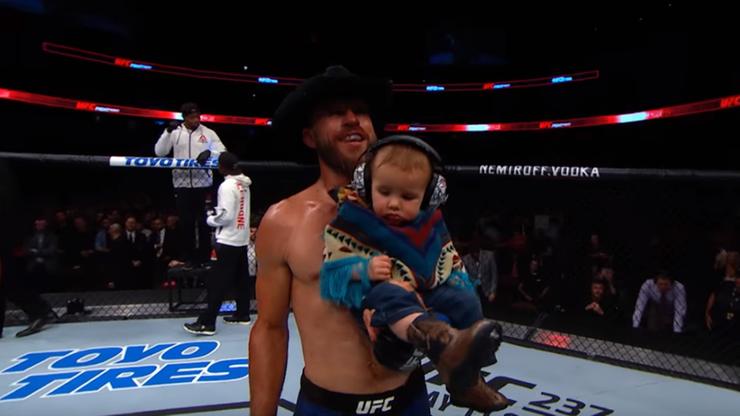UFC: Cerrone - Gaethje. Karta walk z Tyburą