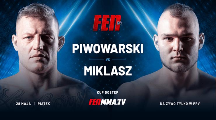 FEN 34: Michał Piwowarski podejmie niepokornego Kacpra Miklasza