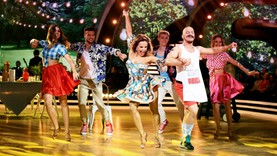Dancing with the Stars. Taniec z Gwiazdami - sezon 9, odcinek 9