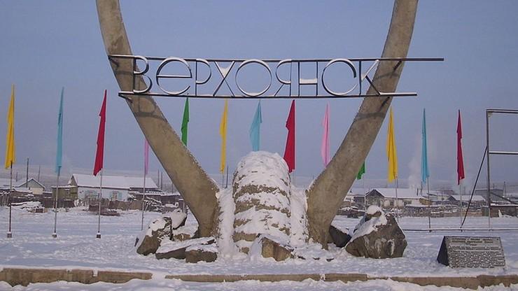 Zimą -60 °C, przed paroma dniami +38 °C, a teraz spadł tam... śnieg