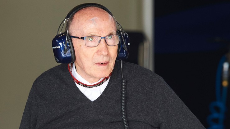 Formuła 1: Frank Williams trafił do szpitala