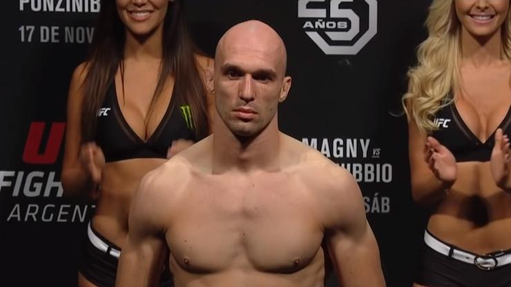 UFC Vegas 24: Druga porażka z rzędu Bartosza Fabińskiego