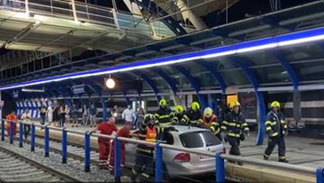 Polak wjechał do tunelu tramwajowego w czeskiej Pradze. Miał ponad 3 promile