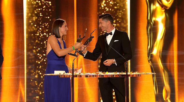 Gala Mistrzów Sportu: Jak głosował Robert Lewandowski? Zaskakujące podium