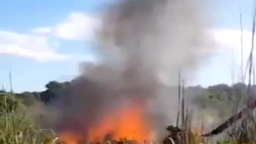 Brazylijscy piłkarze zginęli w katastrofie lotniczej