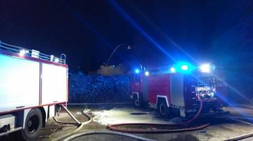 Prokuratura zbada pożar wysypiska w Skawinie w ramach śledztwa ws. odpadów