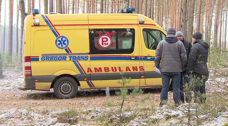Nie żyje poszukiwana 68-latka ze Starogardu Gdańskiego. Kobietę znaleziono, ale nie udało się jej uratować