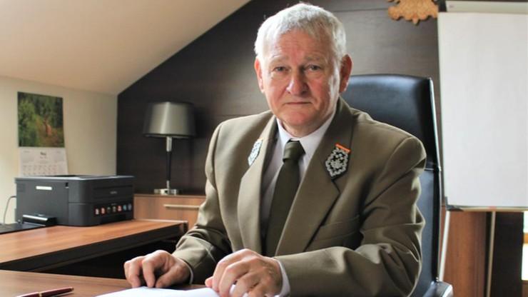 Józef Kubica dyrektorem generalnym Lasów Państwowych