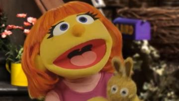 """Nowa bohaterka """"Ulicy Sezamkowej"""". Julia ma autyzm"""