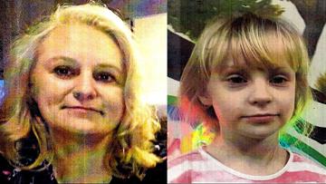 Zaginęły 8-letnia dziewczynka i jej matka. Apel policjantów
