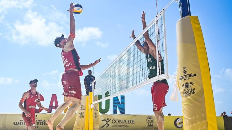 WT w siatkówce plażowej: Kantor i Łosiak awansowali do ćwierćfinału