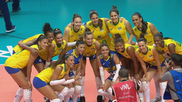 Liga Narodów siatkarek: Niemcy – Brazylia. Relacja i wynik na żywo