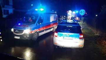 Małopolska: pijany mężczyzna miał zabić dziecko sąsiadów i ciężko pobić własne