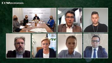 """""""Strategie liderów stawiają na zrównoważony rozwój biznesu"""". Debata o klimacie"""