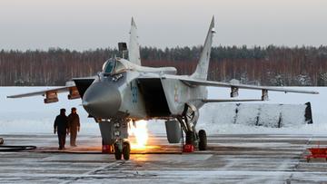 """Rosja przeprowadziła pierwsze """"naddźwiękowe ćwiczenia"""" w Arktyce"""