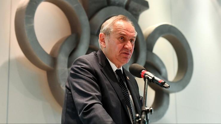Kraśnicki: Europa poparła decyzję MKOl o kontynuacji przygotowań do igrzysk