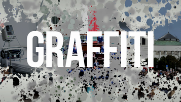 Graffiti - Gabriela Morawska-Stanecka