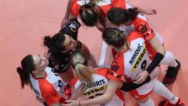 Liga Mistrzyń: ŁKS Łódź wygrał mecz wzlotów i upadków