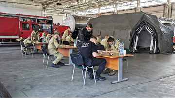 Polska misja ratownicza. Strażacy wyruszą dziś do Libanu