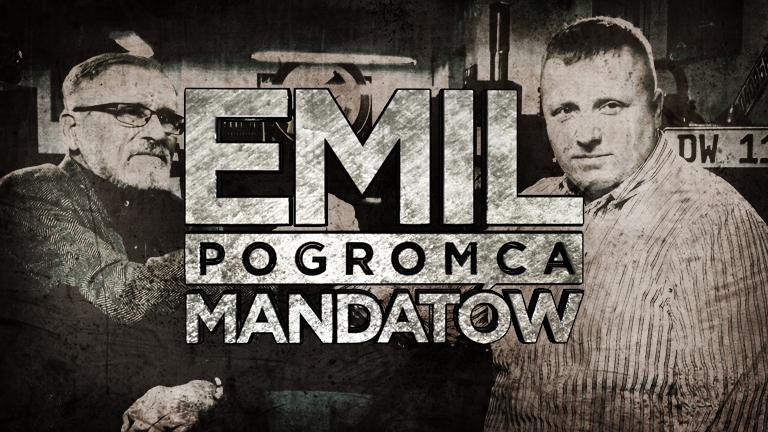 Emil pogromca mandatów