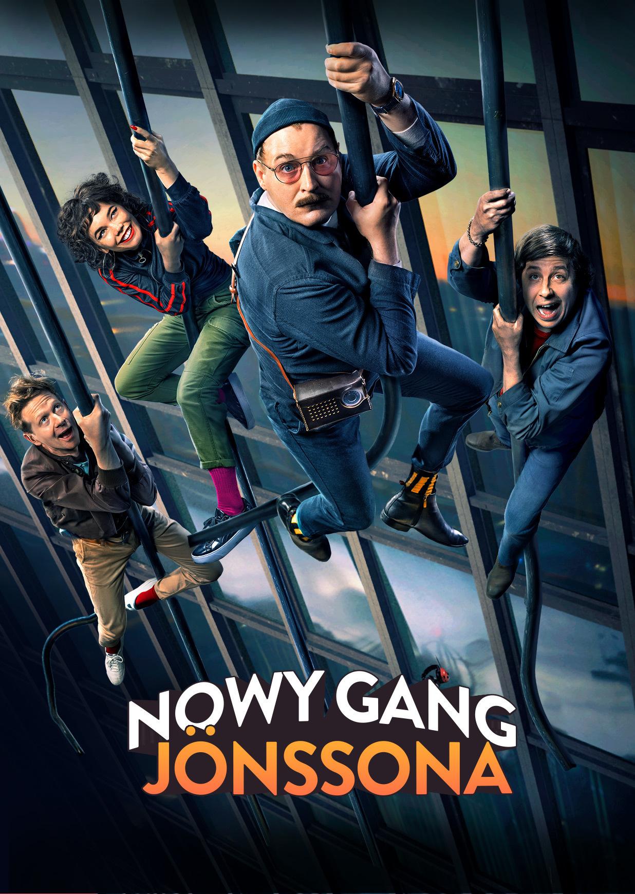 Nowy gang Jönssona