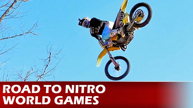 Road To Nitro World Games