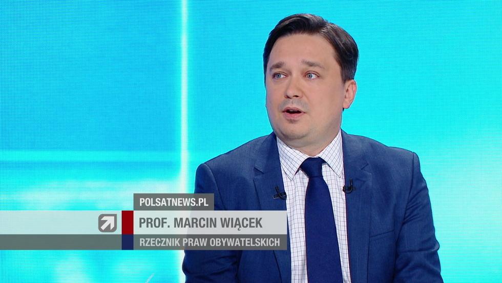 Gość Wydarzeń - Marcin Wiącek