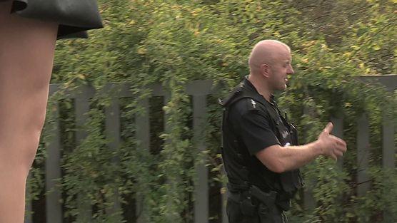 Policjantki i policjanci - Odcinek 33