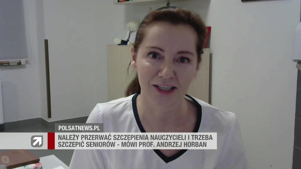 Gość Wydarzeń - prof. Katarzyna Życińska