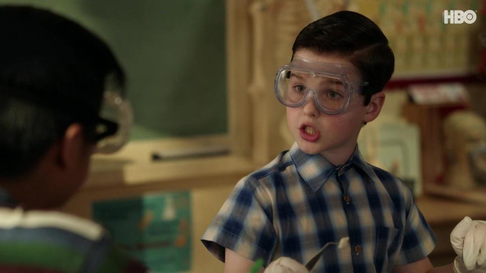 Młody Sheldon II, odc. 16