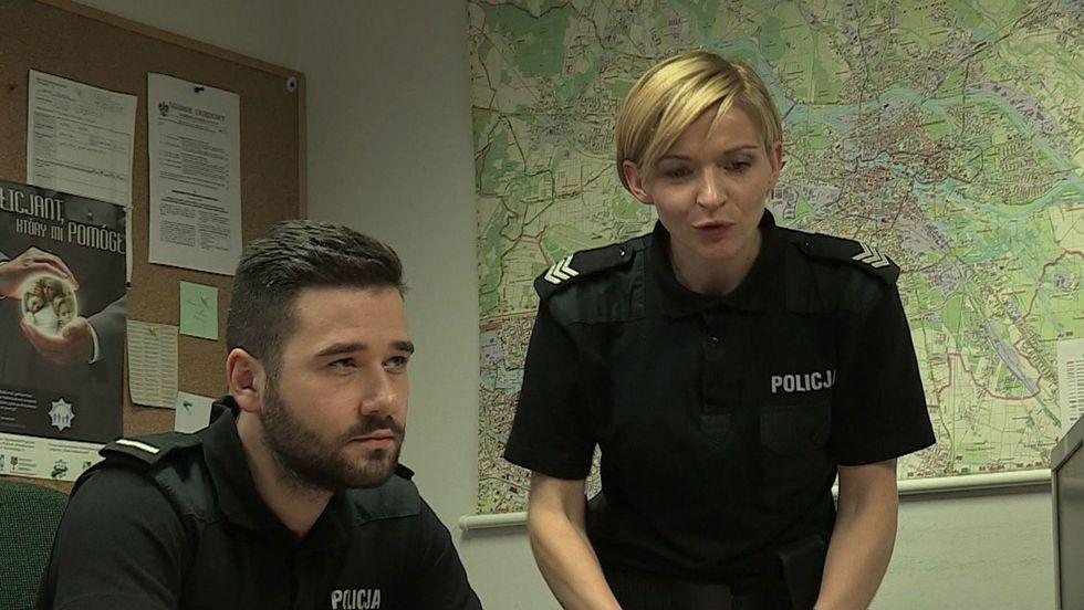 Policjantki i policjanci - Odcinek 44