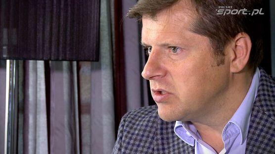 Kulisy sportu - wywiady Romana Kołtonia: Cezary Kucharski
