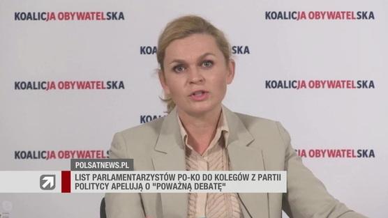 Gość Wydarzeń - Barbara Nowacka