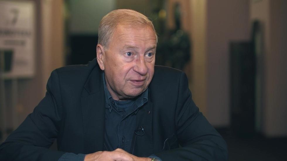 """34. WFF: Jerzy Stuhr o filmie """"I odpuść nam nasze długi"""""""