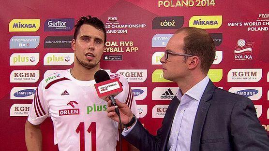 Fabian Drzyzga: Nakręcaliśmy się, a to wyprowadzało Brazylijczyków z równowagi