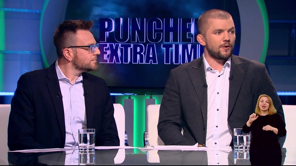 Puncher: Extra Time 15.05.2018