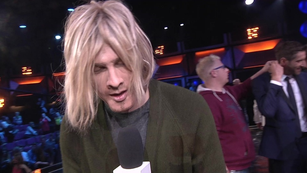 Druga twarz 5 - Kurt Cobain