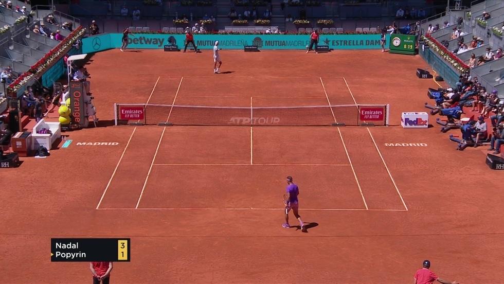 Rafael Nadal - Alexei Popyrin