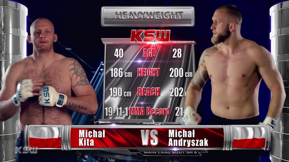 Michał Kita - Michał Andryszak