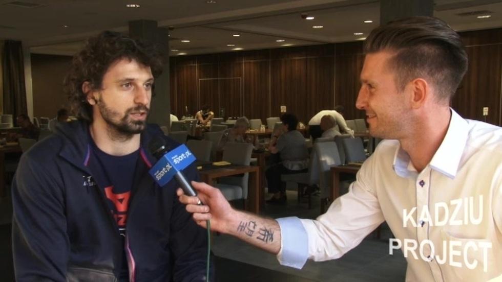 Kadziu Project - Rozmowa z Aleksandrem Butko, siatkarzem reprezentacji Rosji
