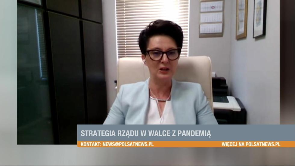 Śniadanie w Polsat News i Interii - 21.03.2021