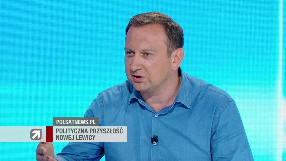 Gość Wydarzeń - Tomasz Trela