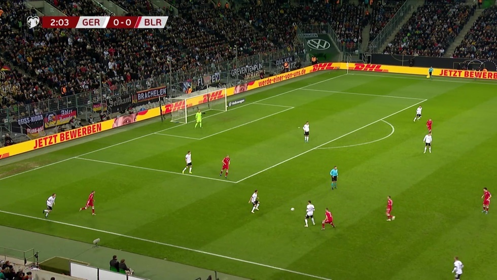 Niemcy - Białoruś
