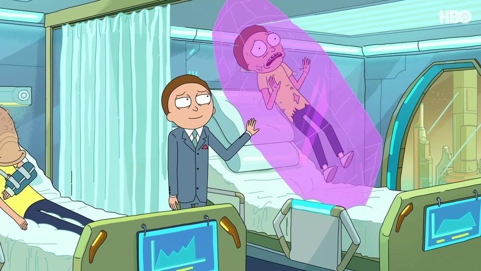 Rick i Morty III, odc. 7