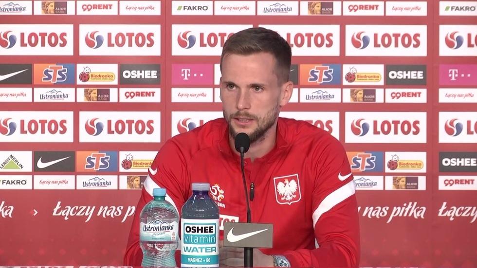 Konferencja prasowa reprezentacji Polski - 26.05.2021