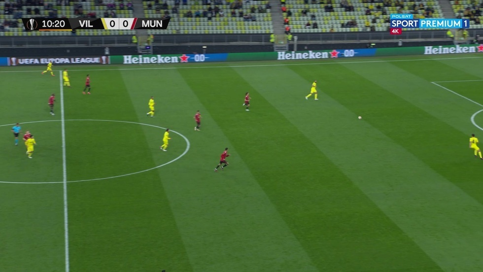 Villarreal CF - Manchester United FC