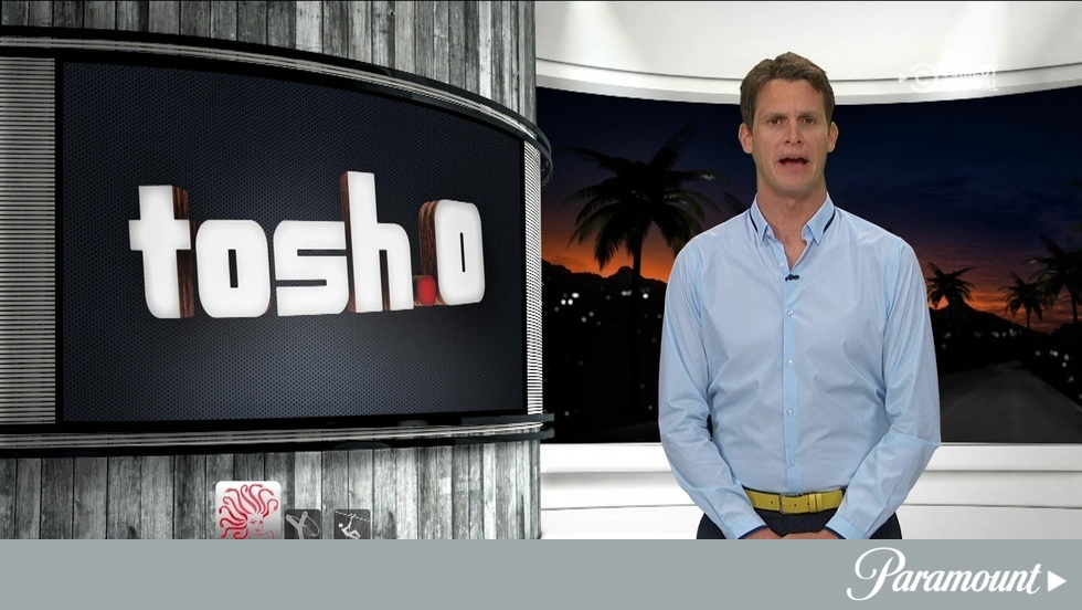 Tosh w sieci S7 - Odcinek 26