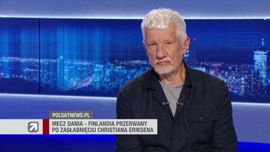 Gość Wydarzeń - Wojciech Eichelberger