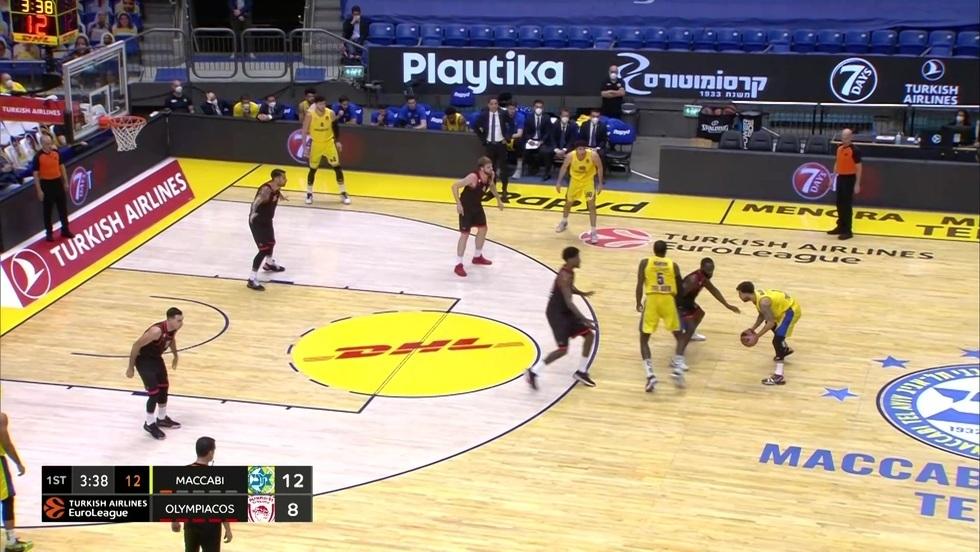 Maccabi Tel Awiw - Olympiakos Pireus