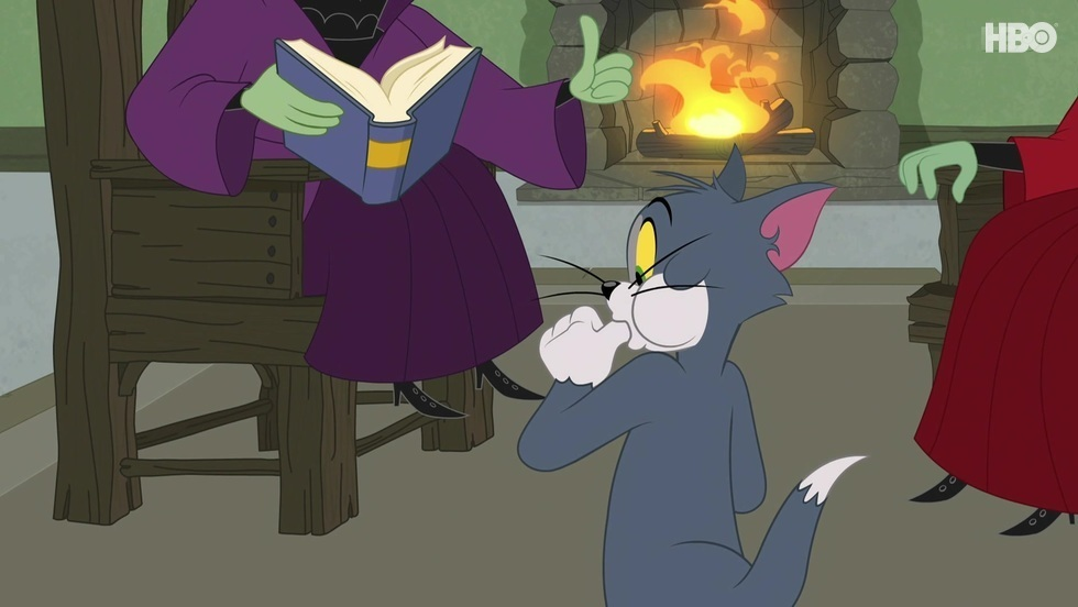 Tom i Jerry Show II, odc. 35